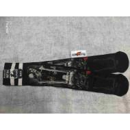 Harley Davidson Women  Black Socks, 16450