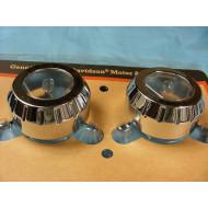 Harley Davidson chromové kryty na vidle 46296-04, XL, Dyna