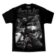 Motorkářské pánské triko Ride or Die - Bad to the Bone
