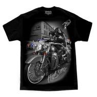 Motorkářské pánské triko Ride or Die - High Stakes