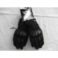Harley Davidson Mens Leather Gloves, Black, size S