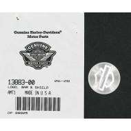 Harley Davidson emblém 13883-00