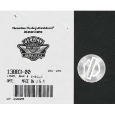 Harley Davidson emblem Bar Shield logo 13883-00
