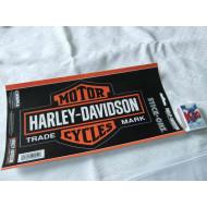 Harley Davidson velká samolepka Nostalgic Bar&Shield 9554