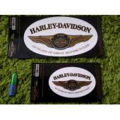 Harley Davidson 110th Anniversary Decal, DC1281773 , DC1281776