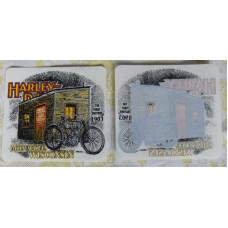 Harley Davidson Milwaukee 1903 Decal