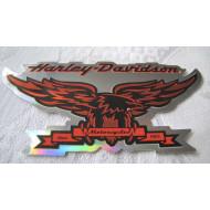 Harley Davidson samolepka #10