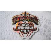 Harley Davidson samolepka #12