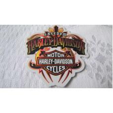 Harley Davidson decal #12