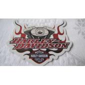 Harley Davidson samolepka #2