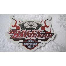 Harley Davidson Decal #2