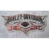 Harley Davidson decal #7