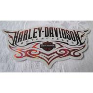 Harley Davidson samolepka #7