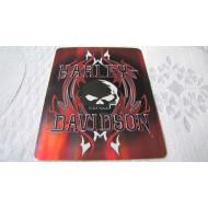 Harley Davidson Skull decal #1