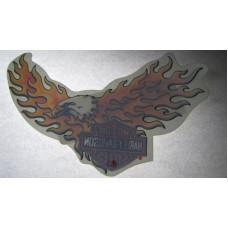 Harley Davidson Inside Eagle Decal - D8092I or D8093I