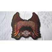 Harley Davidson samolepka orel #11
