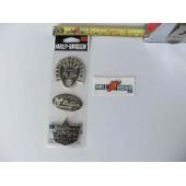 Harley Davidson -  Decal Sticker - HDJB09 - 3 Pc