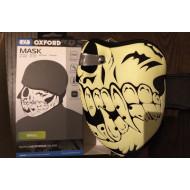 Neoprenová maska na obličej lebka skull - facemask od australské firmy Oxford