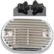 Voltage Regulator for Harley FX/FLST 2011-17 - chrome 74540-11
