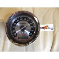 Harley Davidson tachometr v km/h ,Ø  skla 80 mm