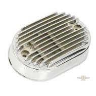 Chrome Voltage Regulator for Harley Softail 2008-17, 74540-08, 74540-11