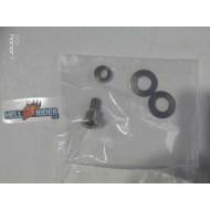 Harley-Davidson XL Quick Release Windshield Mount Hardware Kit 58790-04