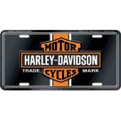 SPZ Harley Davidson Trademark - vintage logo #C1941