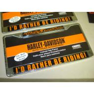 Harley Davidson - rámeček na SPZ #6424D