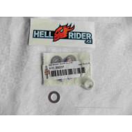 "Seal Washer, Aluminium, 7/16"" replaces  H-D OEM 41743-04"