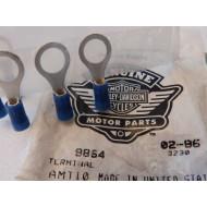 "Harley Davidson Wire Ring terminal 5/16"" #14-16 #9864"