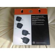 Harley-Davidson Footpegs, Mini Footboard Kit - Large, 50500109