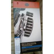 Harley Davidson plotny pro řidiče lebka Skull 50710-04 Softail Touring