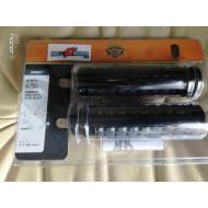 2015-2020 XG Harley-Davidson Dominion Grips , Rubber, Black, 56100233