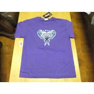 Men's Sturgis, Black Hills Rally, 2014, Purple,S, L -shirt Large