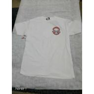 Black Hills Rally Men's Sturgis white shirt, 2015 75th anniversary Size