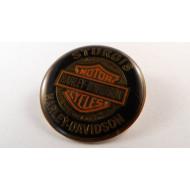 Odznáček Harley sraz Sturgis Harley-Davidson Bar&Shield Logo 3,5cm