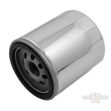 Chromový olejový filtr pro Harley-Davidson Electra, Road King, Softail, Dyna 63798-99 od Motor Factory