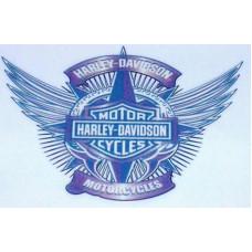 Harley Davidson Temporary Tattoo - #10
