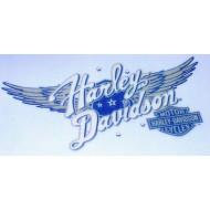 Harley Davidson dočasné tetování - #11