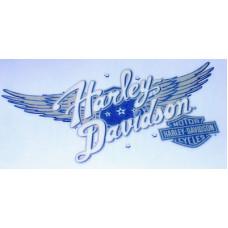Harley Davidson Temporary Tattoo - #11