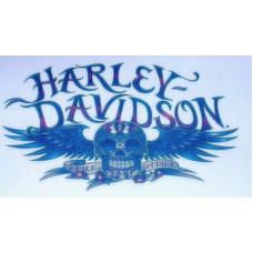 Harley Davidson temporary tattoo  - #12