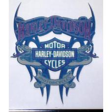 Harley Davidson Temporary Tattoo - #3