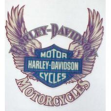 Harley Davidson Temporary Tattoo - #2