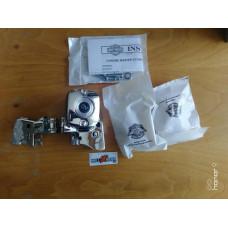 Harley-Davidson Chrome Clutch bracket and Master Cylinder Reservoir kit 06-07 Dyna, 05-07 Touring, Models With Dual Disc