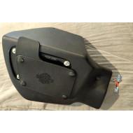 Harley like new right lower leg fairing glovebox storage 58688-89