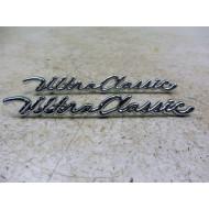 2x Harley Davidson ozdobný nápis na blatník Ultra Classic #59236-97A