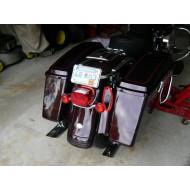 Harley Davidson gumová krytka otvoru po anténě 59749-06