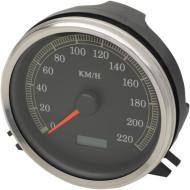 Harley Tachometer Speedometer Softail Road King km/h 67197-99 by Drag Specialties