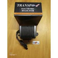 Black Voltage Regulator for Harley-Davidson 04-05, FLT