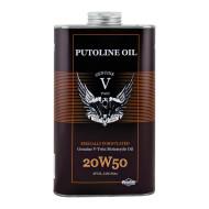 Putoline Full Synthetic Engine Oil for Harley-Davidson Engines 20W50 1liter